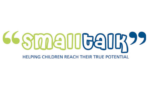 Small Talk working with Children's Choice Therapy Service